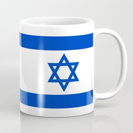 Israeli Flag of Israel Coffee Mug