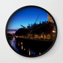 Four Courts Dublin Wall Clock