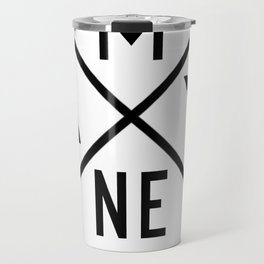 Mayne Arrows Travel Mug