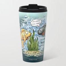 When Clownfishes meet Travel Mug