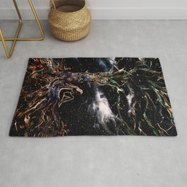 Language of the Forest Rug