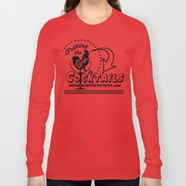 COCKtails Long Sleeve T-shirt