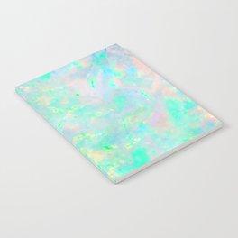 Light Blue Opal Notebook