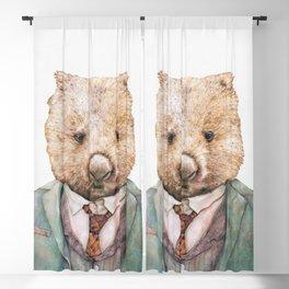 Wombat Blackout Curtain