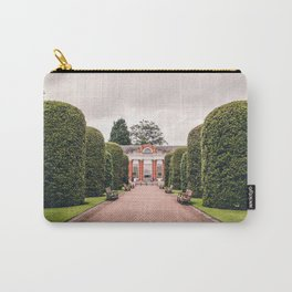 The Orangery | London City Architecture Photography in Kensington Gardens Carry-All Pouch