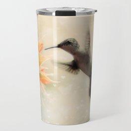 Like a Moth To a Flame Travel Mug