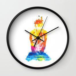 Skin Deep Series 4 Wall Clock