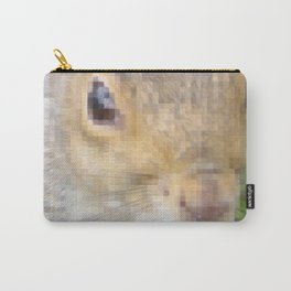 The many faces of Squirrel 2 Carry-All Pouch