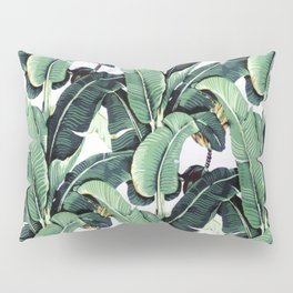 Leaf pattern Pillow Sham