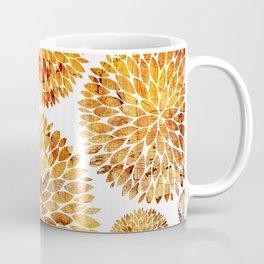 Floral Blaze Coffee Mug