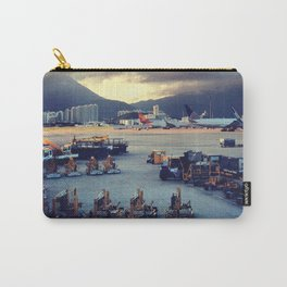 Dawn at Chek Lap Kok Carry-All Pouch