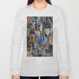 Collage - Tiled Long Sleeve T-shirt