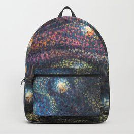 Starry Night 2 of 3 Backpack