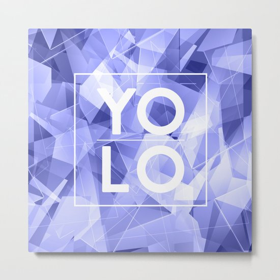 Dreams of YOLO Vol.3 Metal Print