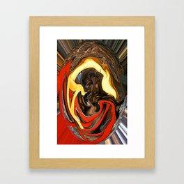 Borgia Framed Art Print
