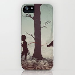 Wolf Parade iPhone Case