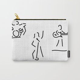 singer bound rock pop Carry-All Pouch