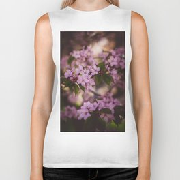 Beauty of Spring IV Biker Tank