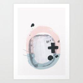 a3 sound_ilford version Art Print