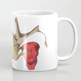 Chinese Dragon with Mao's head Coffee Mug