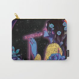 lana del ray la to the moon 2020 tour black again Carry-All Pouch