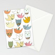 Owlz Stationery Cards