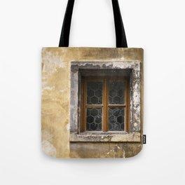 Mysterious Window II Tote Bag