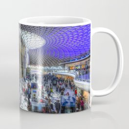 Kings Cross Station London Coffee Mug
