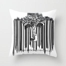 unzip the code. Throw Pillow