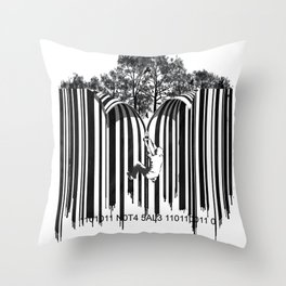 unzip the code. Throw Pillow