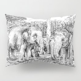 Rescued Pillow Sham