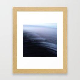 The Wave 2 Framed Art Print