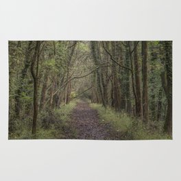 The Old Railway Line Rug