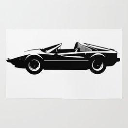 Exotic Sportscar Design by Bruce Gray Rug