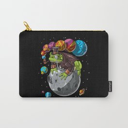 Psychedelic Bufo Alvarius Toad Carry-All Pouch