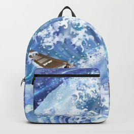 The Mighty Waves Backpack