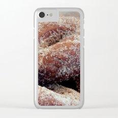 Yummy Fall! Clear iPhone Case