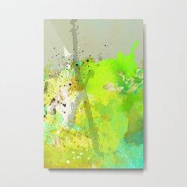 green episode Metal Print