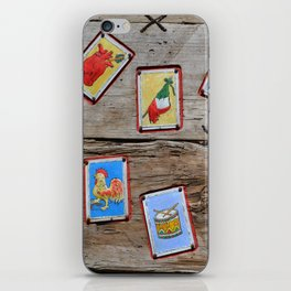 Loteria iPhone Skin