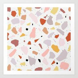 Terraza Art Print
