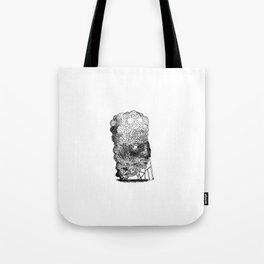 Inktober day 13 Tote Bag
