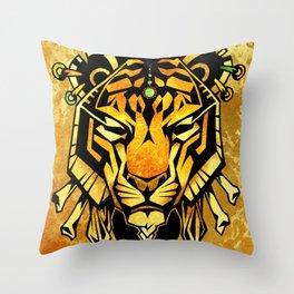 Lungri Throw Pillow