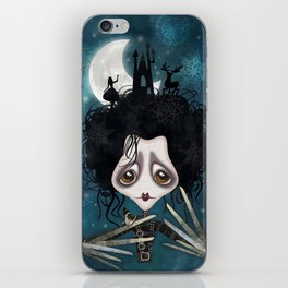 Edward, Sweet Edward iPhone Skin