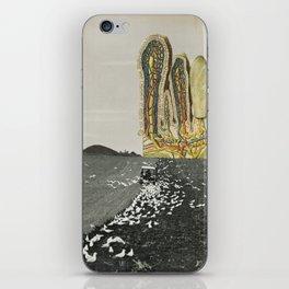 Glaubensfragen iPhone Skin