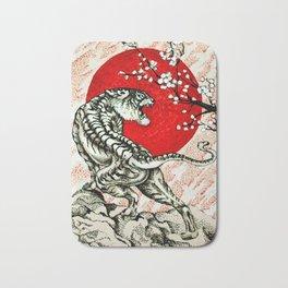 Japan Tiger Bath Mat