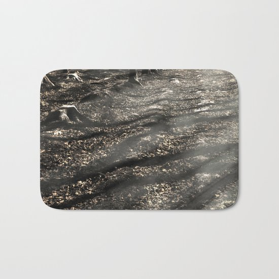 Blair Witch....over there! Bath Mat