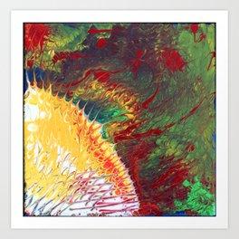 Love on Venus - 12 x 12 Acrylic On Canvas Art Print