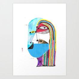 des10 Art Print