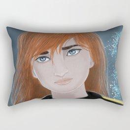 The Power Inside Her Rectangular Pillow