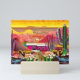 Las Palmas Mini Art Print
